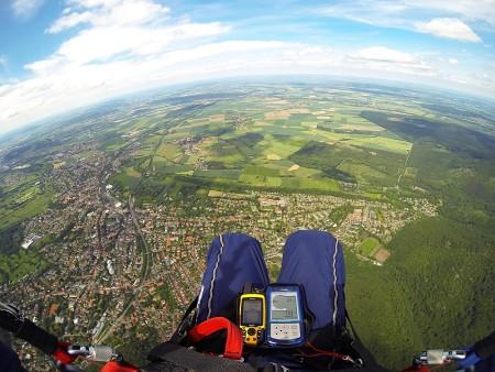 Streckenflugfoto Bad Harzburg