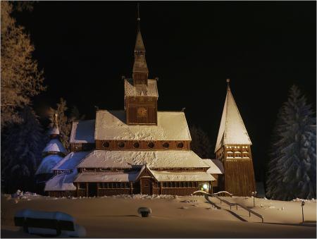 Stabskirche Hahnenklee